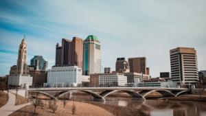 Hiring Event Columbus Ohio City Photo