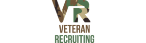 veteran recruiting logo woodland camo