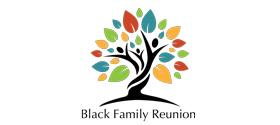 Black Family Reunion Logo
