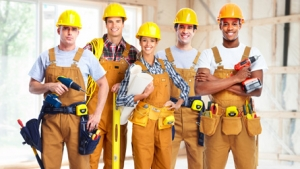 Skilled Trades Hiring Career Event Construction workers